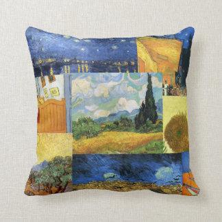 Van Gogh Dream Paintings Art Pillow