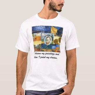 Van Gogh Dream Paintings T-shirt