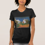 Van_Gogh_-_Drei_weiße_Hütten_in_Saintes-Maries Camiseta