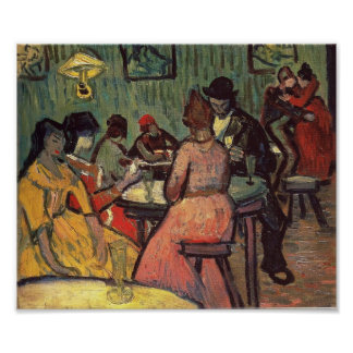 Van Gogh - el burdel Poster