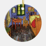 Van Gogh; El dormitorio de Vincent en Arles, arte  Ornatos