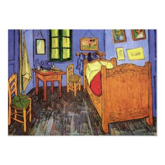 Van Gogh, el dormitorio de Vincent, fiesta del Comunicado Personalizado