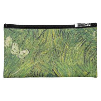 Van Gogh el   dos mariposas blancas