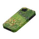 Van Gogh, el jardín de Daubigny, Le Jardin de Daub Case-Mate iPhone 4 Funda