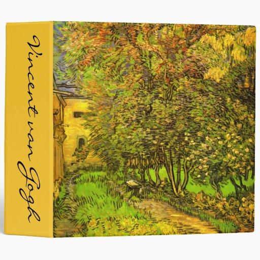 Van Gogh: El jardín del hospital de San Pablo