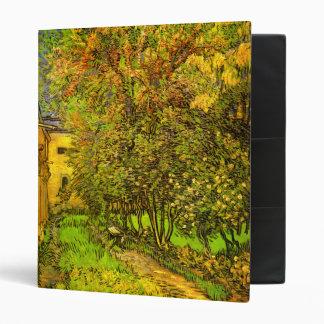 """Van Gogh: El jardín del hospital de San Pablo Carpeta 1"""""""