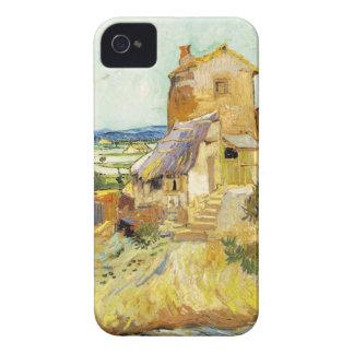 Van Gogh - el viejo caso del iPhone 4/4S del Case-Mate iPhone 4 Protectores