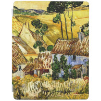 Van Gogh - Farms near Auvers - 1890 iPad Smart Cover