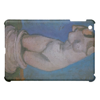 Van Gogh Female Torso Fine Art iPad Case