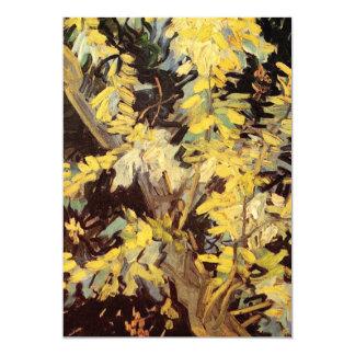 Van Gogh Fine Art, Blossoming Acacia Branches Card