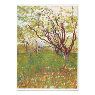 Van gogh fine art painting card