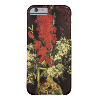 Van Gogh Fine Art Vase with Gladioli and Carnation Barely There iPhone 6 Case