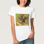 Van Gogh Fine Art, Vase with Oleanders and Books T-Shirt