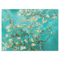 Van Gogh Floral Almond Tree Tissue Paper