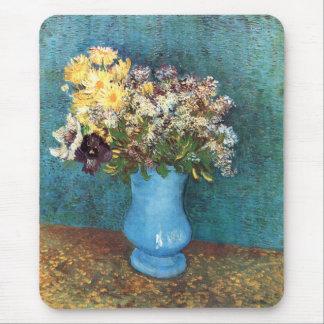 Van Gogh: Florero con la lila, las margaritas y Tapete De Ratón