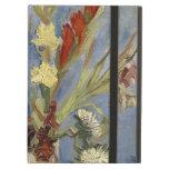 Van Gogh - florero con los gladiolos y los asteres