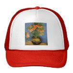Van Gogh flower painting Trucker Hat