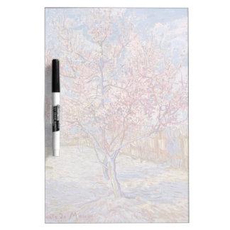 Van Gogh   Flowering Peach Trees   1888 Dry Erase Board