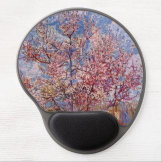 Van Gogh | Flowering Peach Trees | 1888 Gel Mouse Pad