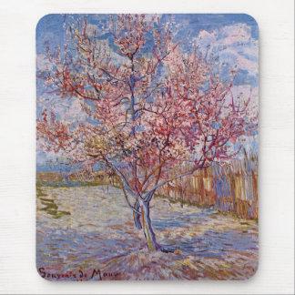 Van Gogh | Flowering Peach Trees | 1888 Mouse Pad