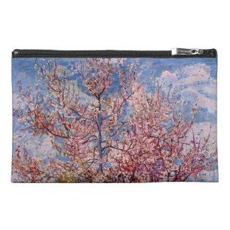 Van Gogh | Flowering Peach Trees | 1888 Travel Accessory Bag