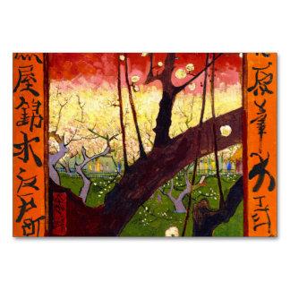 Van Gogh Flowering Plum Tree After Hiroshige Card