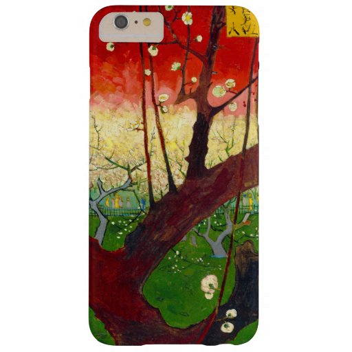 Van Gogh Flowering Plum Tree after Hiroshige Barely There iPhone 6 Plus Case