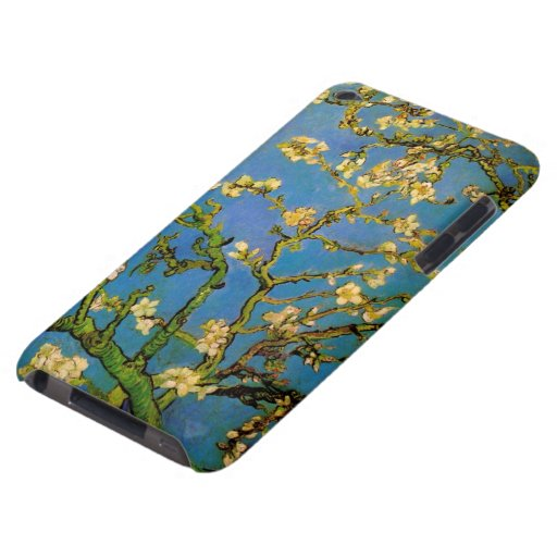 Van Gogh Flowers Art, Blossoming Almond Tree Barely There iPod Case
