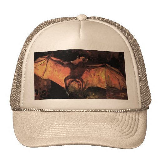 Van Gogh Flying Fox Hat