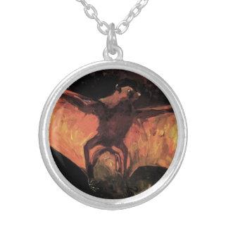 Van Gogh Flying Fox Necklace