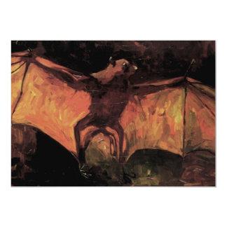 Van Gogh; Flying Fox (Still Life Bat) Card