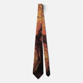 Van Gogh; Flying Fox (Still Life Bat) Neck Tie