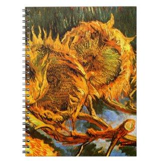 Vincent van Gogh: Four Sunflowers