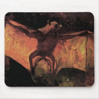 Van Gogh; Fox de vuelo (aún palo de la vida) Tapetes De Ratón