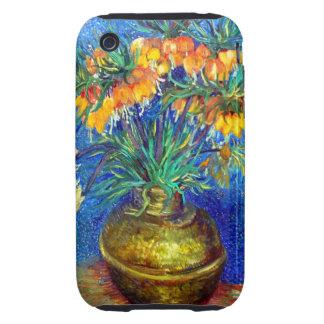 Van Gogh  Fritillaries Tough iPhone 3 Case