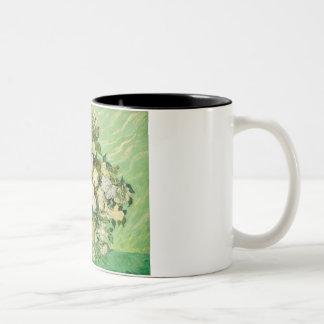Van Gogh Gifts Still Life w/ Roses Impressionism Mugs
