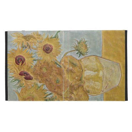 Van Gogh - girasoles del florero doce