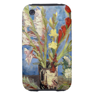 Van Gogh Gladioli iPhone 3 Tough Case