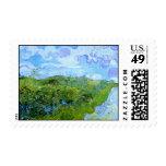 Van Gogh Green Wheat Fields (F807) Stamps