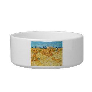 Van Gogh; Harvest in Provence Bowl