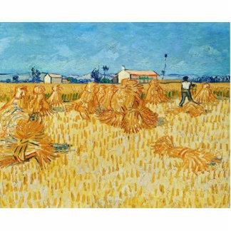 Van Gogh; Harvest in Provence Cutout