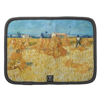 Van Gogh; Harvest in Provence Organizer