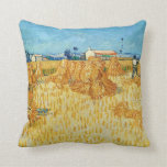 Van Gogh; Harvest in Provence Pillows