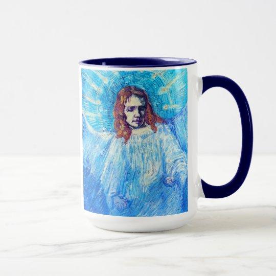 Van Gogh Head of an Angel Mug
