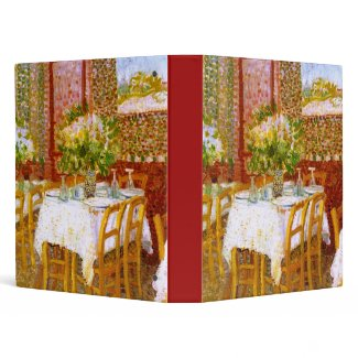 Vincent van Gogh: Interior of a Restaurant