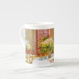 Van Gogh: Interior of a Restaurant Tea Cup