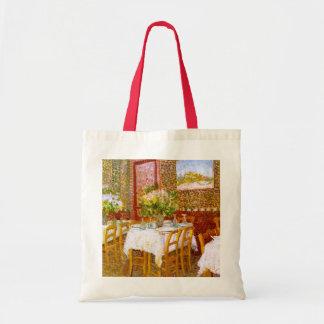 Van Gogh: Interior of a Restaurant Tote Bag