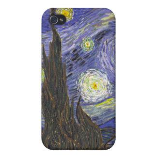 Van Gogh iPhone 4 Covers