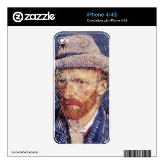 Van Gogh iPhone 4S Skins