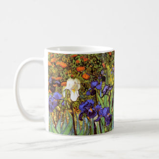 Van Gogh: Iris Taza De Café